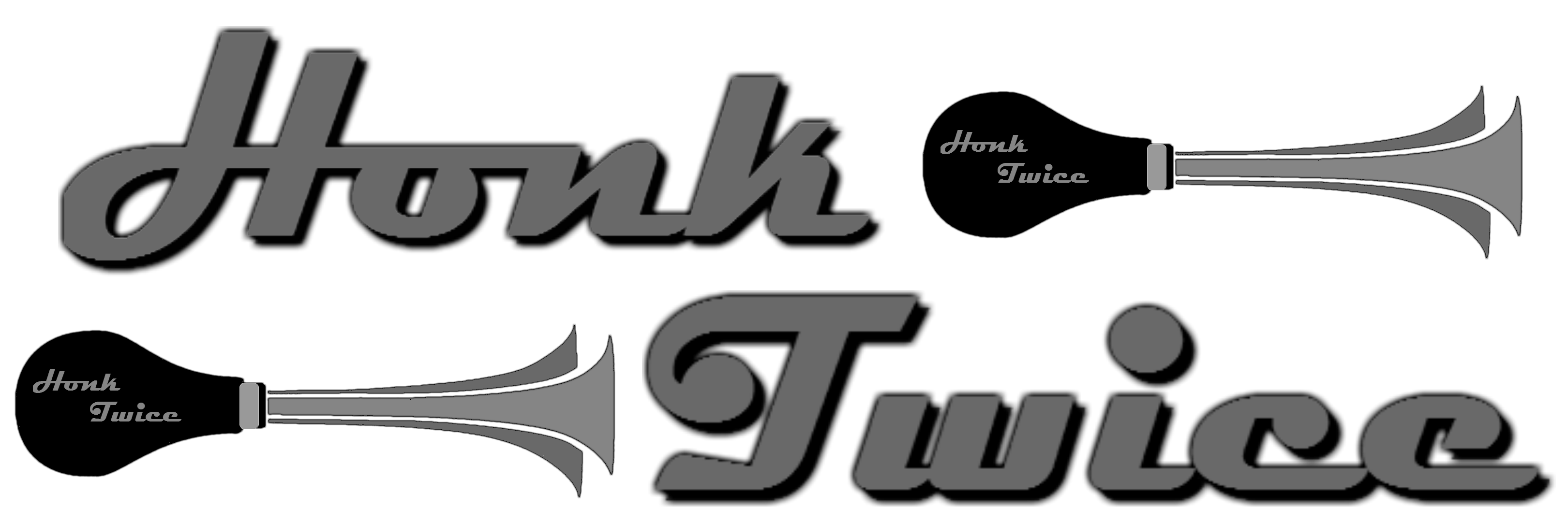 Honk Twice Website and Social Media Support